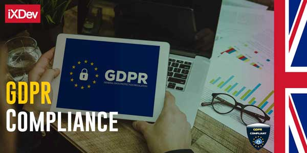 iXDev announce EU GDPR Compliance
